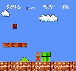 игра Денди Марио